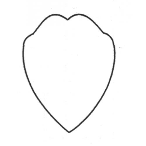 Tulip Petal 671
